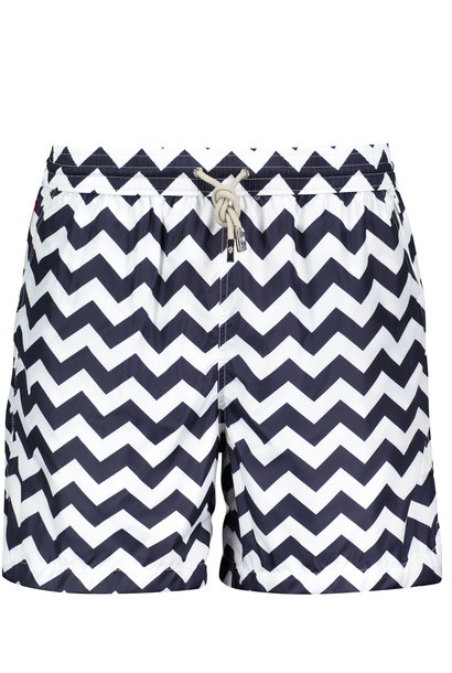 Men's Swim Shorts Wave Blue
