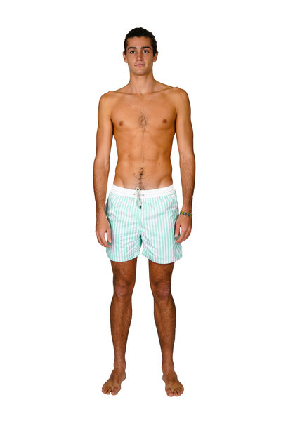 Men's Swim Shorts Portofino Mint
