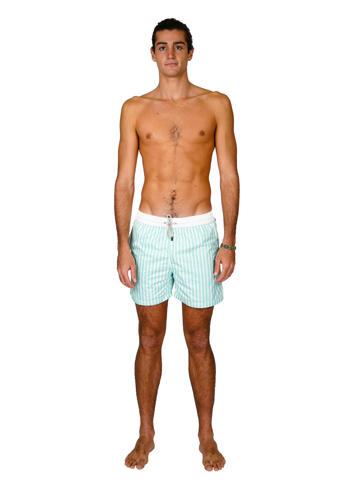 Men's Swim Shorts Portofino Mint-1