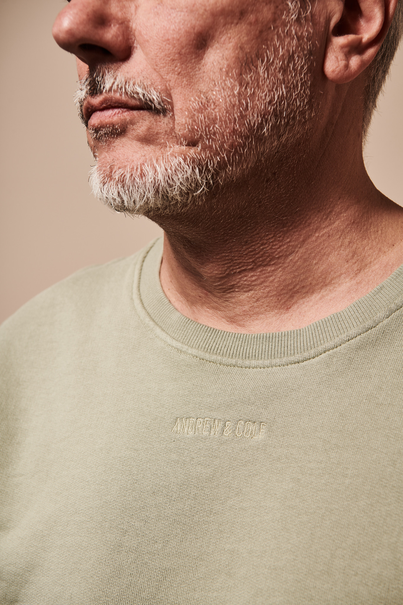 PULLOVER OLIVE-3