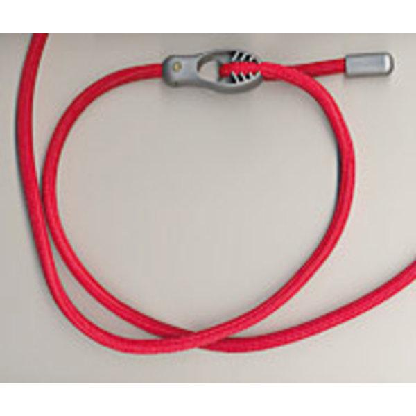 Easyfix elastiek - 8mm x 8 meter lang - rood