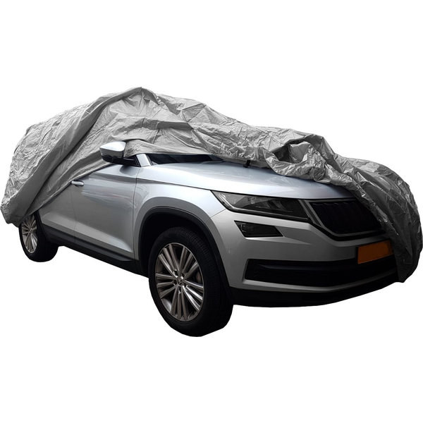 Autohoes All Weather SUV XLarge XLarge: 482 cm lang x 195 cm breed x 145 cm hoog