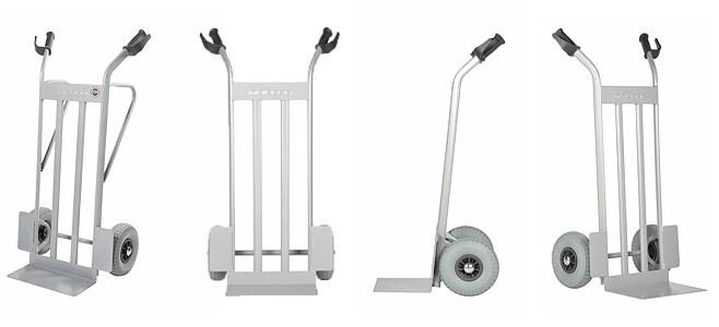 Wózek ręczny ze stałą platformą