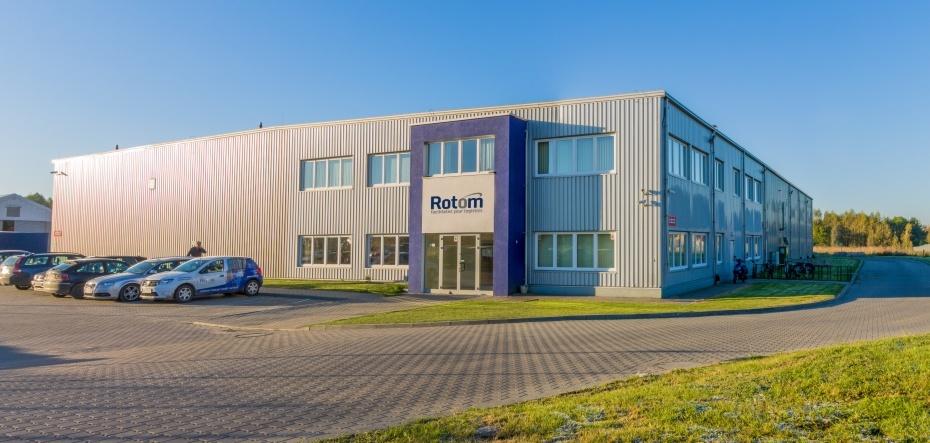 Rotom Polska - siedziba firmy