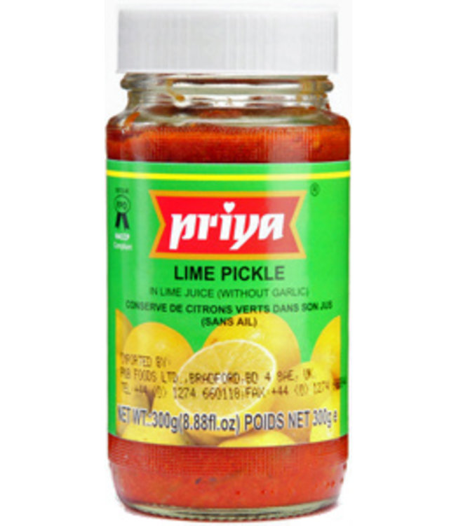 PRIYA LIME PICKLE 300 gm