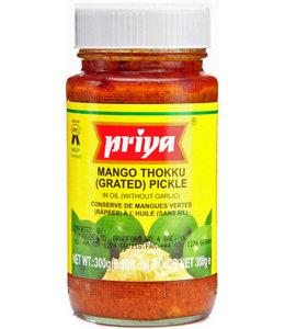 PRIYA MANGO THOKKU PICKLE 300 gm