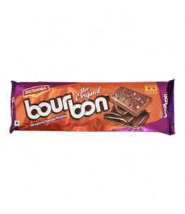 BRITANNIA Bourbon cookies 120 gm
