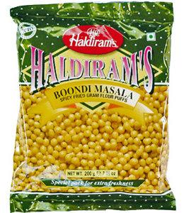 Haldiram BOONDI MASALA 200 gm