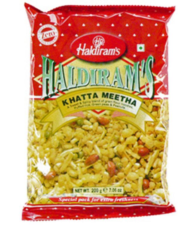 Haldiram Salted Khatta Meetha 200 gm