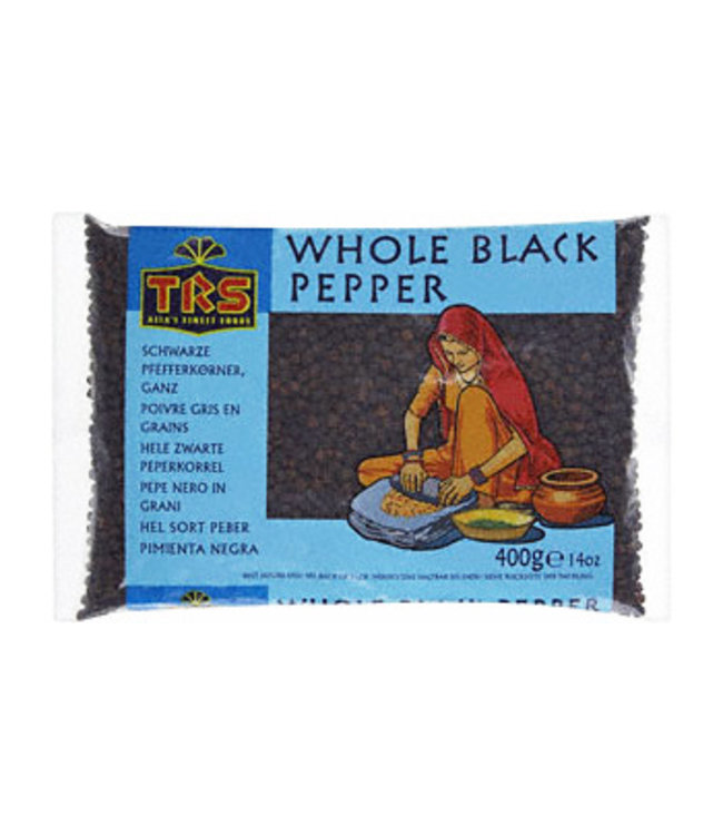 TRS BLACK PEPPER WHOLE 100 gm