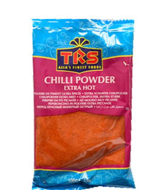 TRS Chilli Powder Extra Hot 100 gm