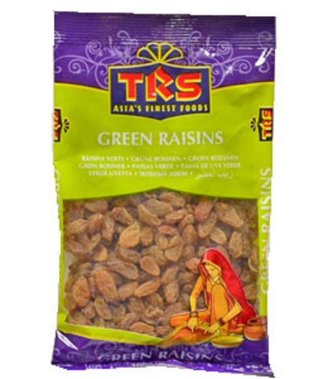 TRS GREEN RAISINS (SONGI) 100 gm
