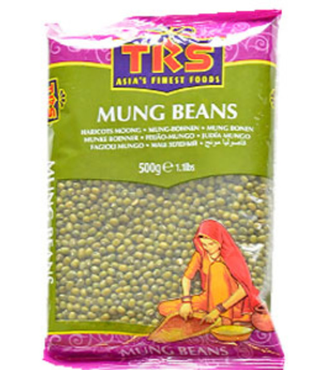 TRS Moong Beans Whole 500 gm