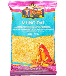 TRS Moong Dall Washed 500 gm