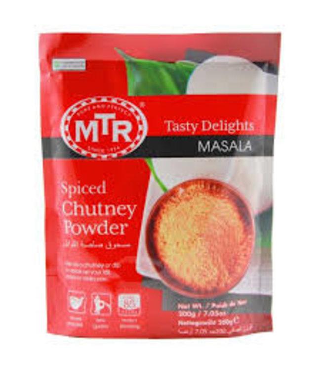 MTR Spiced CHUTNEY POWDER 200 gm