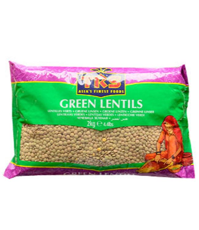 TRS GREEN LENTIL (MASOOR) 500 gm