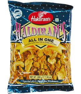 Haldiram Snacks All-In-One 200gm