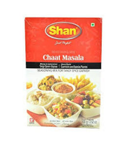 SHAN CHAT MASALA 100 gm