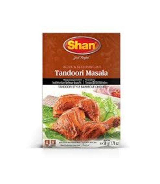 SHAN Chicken Tandoori BBQ 50 gm