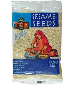 TRS SESAME SEEDS WHITE 100 gm