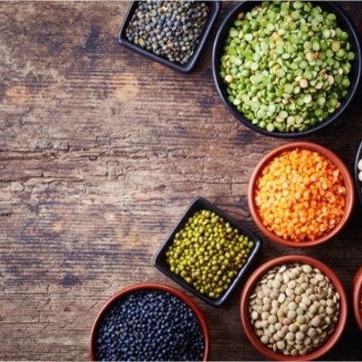 Beans, Pulses & Dry Fruit