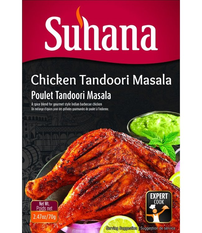 Suhana Chicken Tandoori Mix 100gm