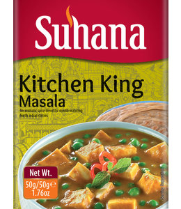 Suhana Kitchen King Masala 100gm