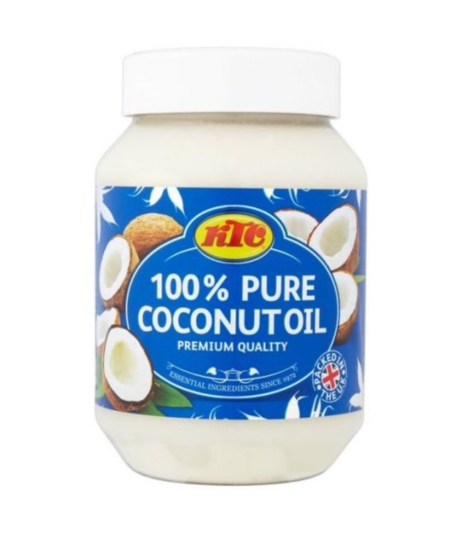 KTC  Coconut oil 500gm