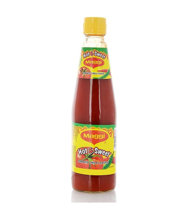 MAGGI Maggi Hot & Sweet Sauce 400gm