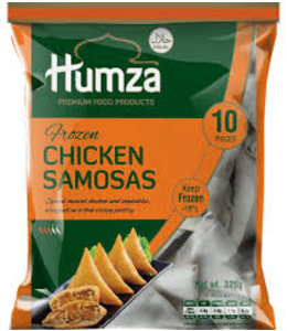 Humza Frozen Chicken Samosa 20 stucks