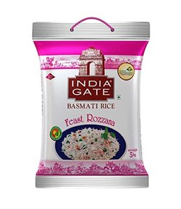 India Gate Rosanna Basmati Rice 5kg