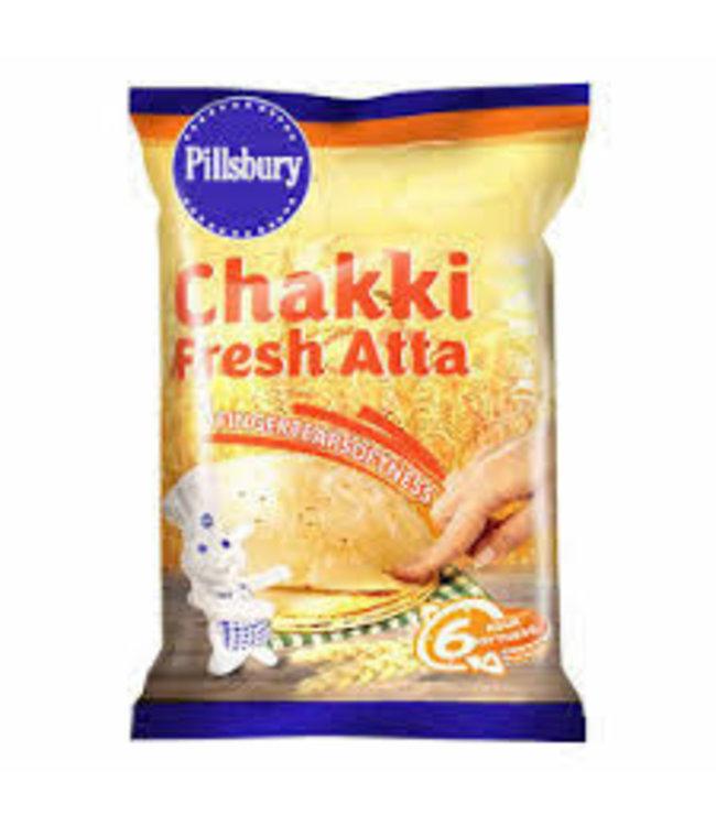 Pillsbury Indian Chakki Atta 5 kg