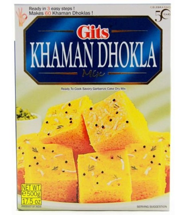GITS Gits Khaman Dhokla 200gm
