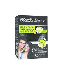 BLACK ROSE BLACK ROSE Henna Hair Colour Shampoo 12 x 15gm