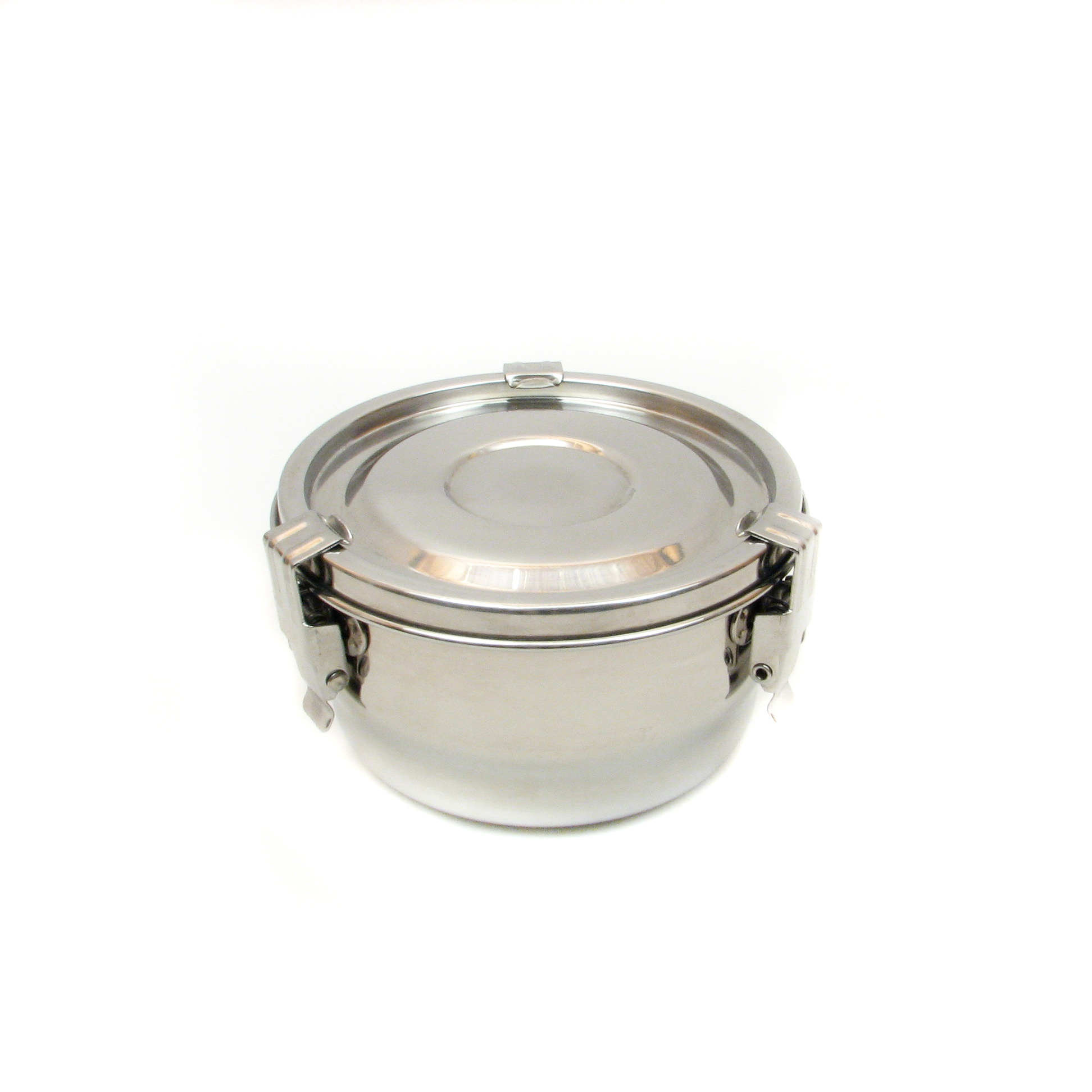 Stainless Steel Airtight Watertight Food Storage Container - 375 mL