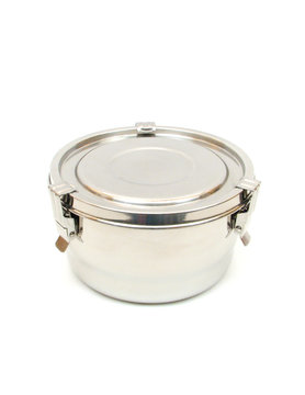 Stainless Steel Airtight Watertight Food Storage Container - 675 mL