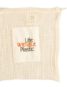 Organic Cotton Mesh Produce Bag - Medium - case of 12