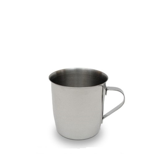 Tasse en acier inoxydable pour enfants - 200 ml