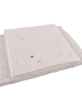 Wool Panels for New Rectangular Lunchbag