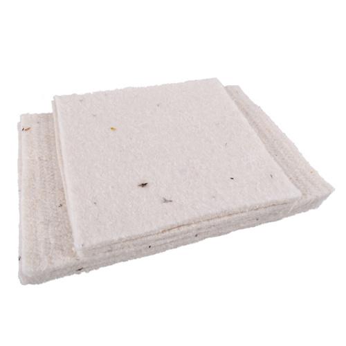 Panneaux de laine pour grand sac à lunch - 4 rectangles et 2 carrés