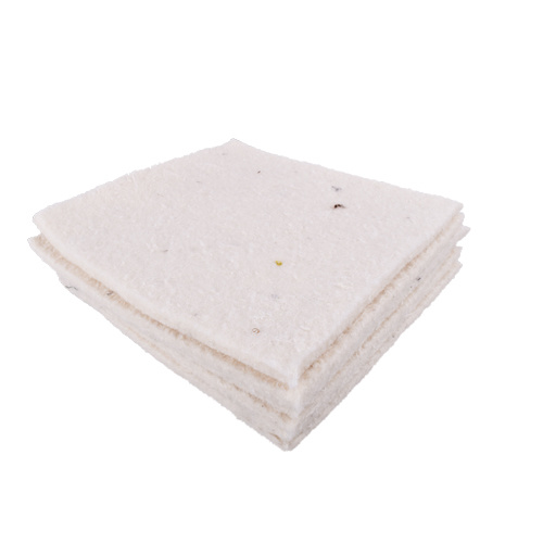 Wool Panels for New Square Lunchbag -  4 Rectangle and 2 Square Panels