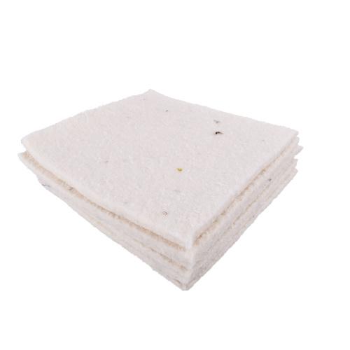 Panneaux de laine pour petit sac à lunch - 4 rectangles et 2 carrés
