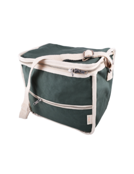 Clean Lunch Bag - Green Large Rectangular