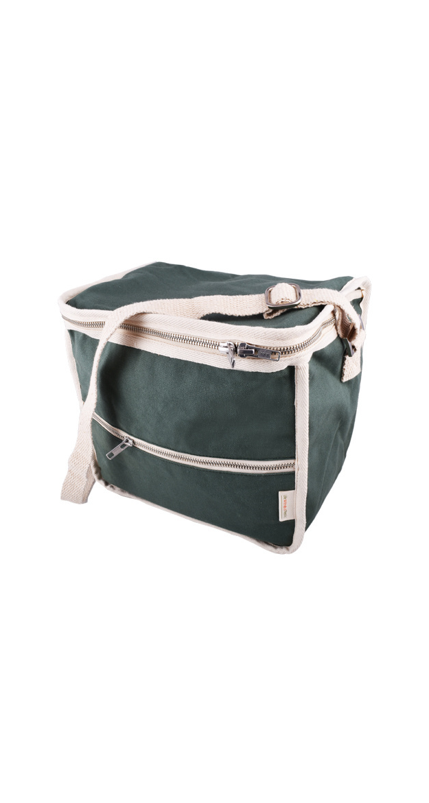 Clean Lunch Bag - Green Large