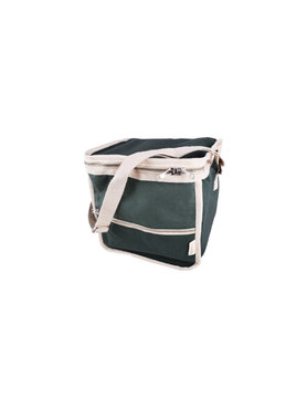 Clean Lunch Bag - Green Square