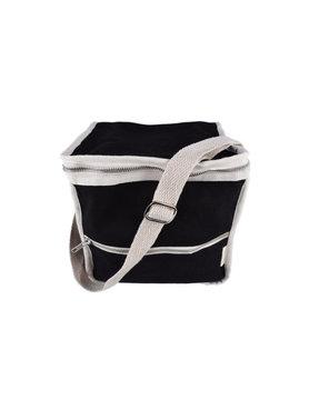 Clean Lunch Bag - Black Medium