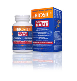BioSil On Your Game 60 gélules