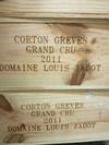 L Jadot Corton Greves, Louis Jadot 2011
