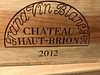 Haut Brion Blanc 2012