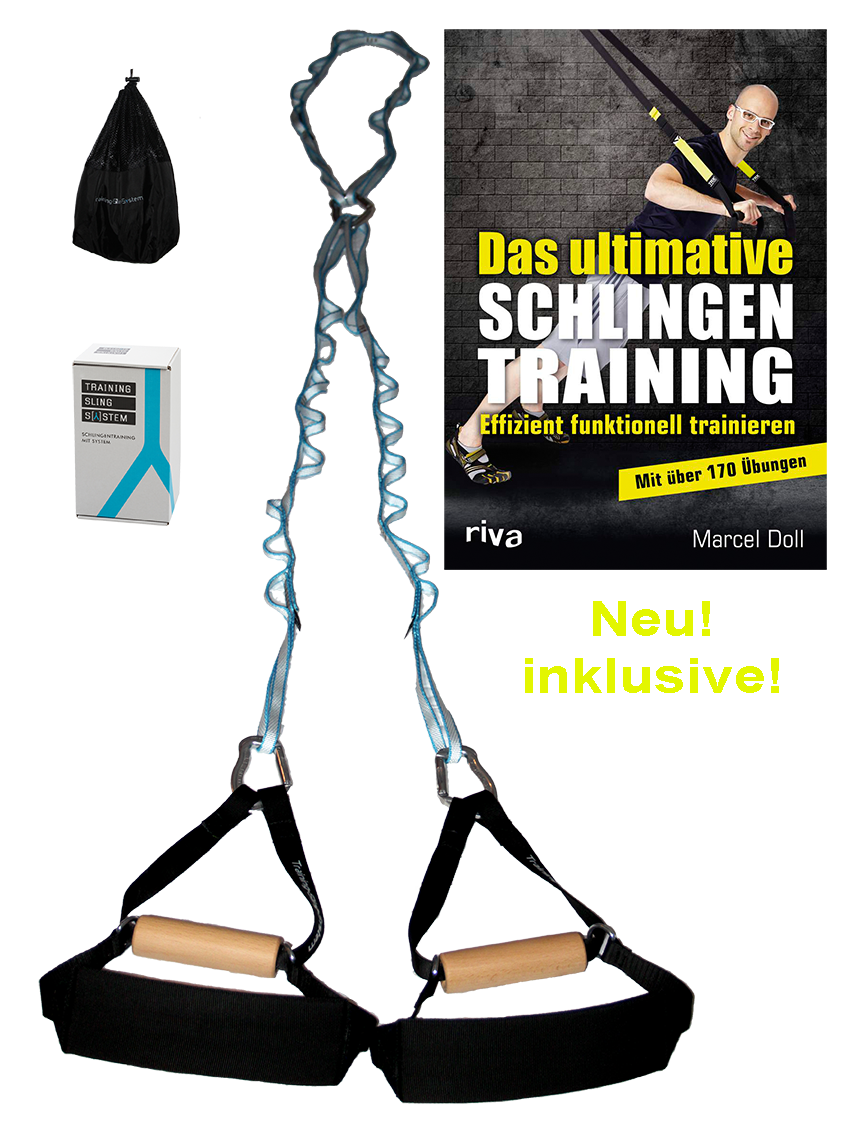 Sling training system Pro Expert ULTIMATIVE
